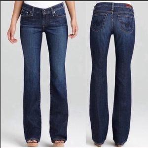 AG | The Jessie Curvy Boot Cut Jeans Size 28